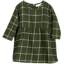 serendipity-brushed-dress-kjole-cedar-checks-groen-tern-brushed-baby-girl-pige