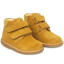 angulus-begyndersko-sko-shoes-yellow-gul