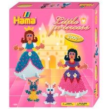 383230-hama-perler-pearls-little-princess-prinsesse
