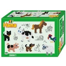 383509-hama-perler-beads-gaveaeske-small-world-bondegaardsdyr