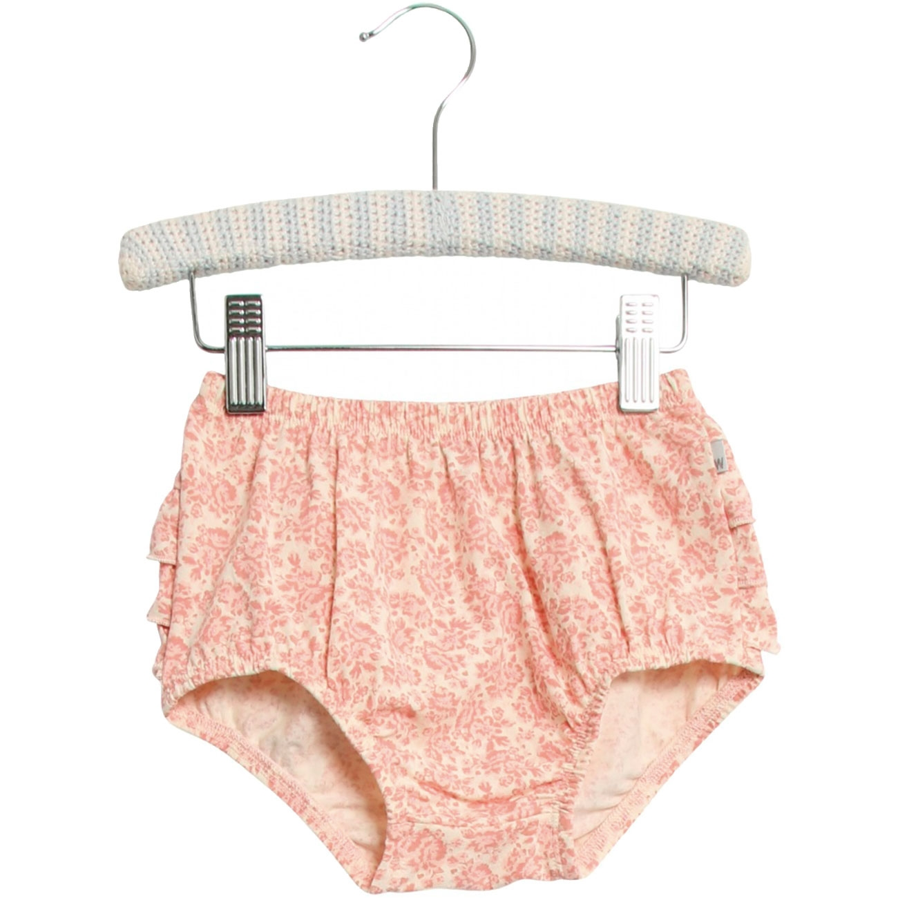 Wheat Eggshell Printed Kjestine Bloomers