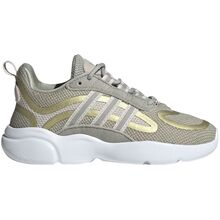 adidas Haiwee Sesame/Clear Brown/Gold Metallic Sneakers