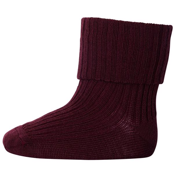 589-16-mp-denmark-ankle-socks-wool-rib-turn-bordeaux-girl-pige