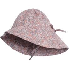 Wheat Powder Flowers Sun Hat Baby Girl