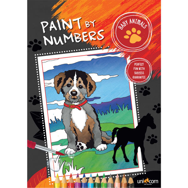 6000161-faber-castell-paint-by-numbers-tal-baby-animals
