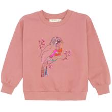 Soft Gallery Rose Dawn Birdy Elesse Sweatshirt