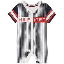 Tommy Hilfiger Baby Striped Heldragt Twilight Navy