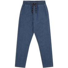 Soft Gallery Denim Blue Eero Bukser