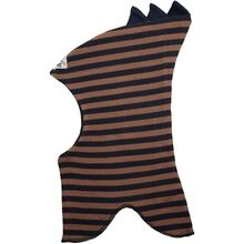 Racing-Kids-elefanthue-balaclava-hasselnoed-hazzelnut-brun-brown-striber-stripes-navy-blue