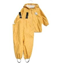 Wheat-rainwear-Charlie-regntoej-yellow-flowers-gul-blomster