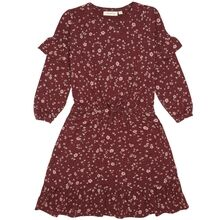 soft-gallery-oxblood-red-flowery-dress-kjole-pige-girl