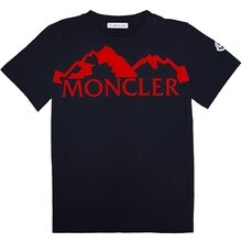 Moncler-t-shirt-tee-navy-blue-blaa-mountain-bjerg-red-roed