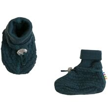 -joha-futter-booties-strik-wool-uld-bobble-dark-blue