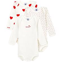 petit-beteau-3-pak-pack-bodies-white-red-hearts-hvid-roed-hjerter