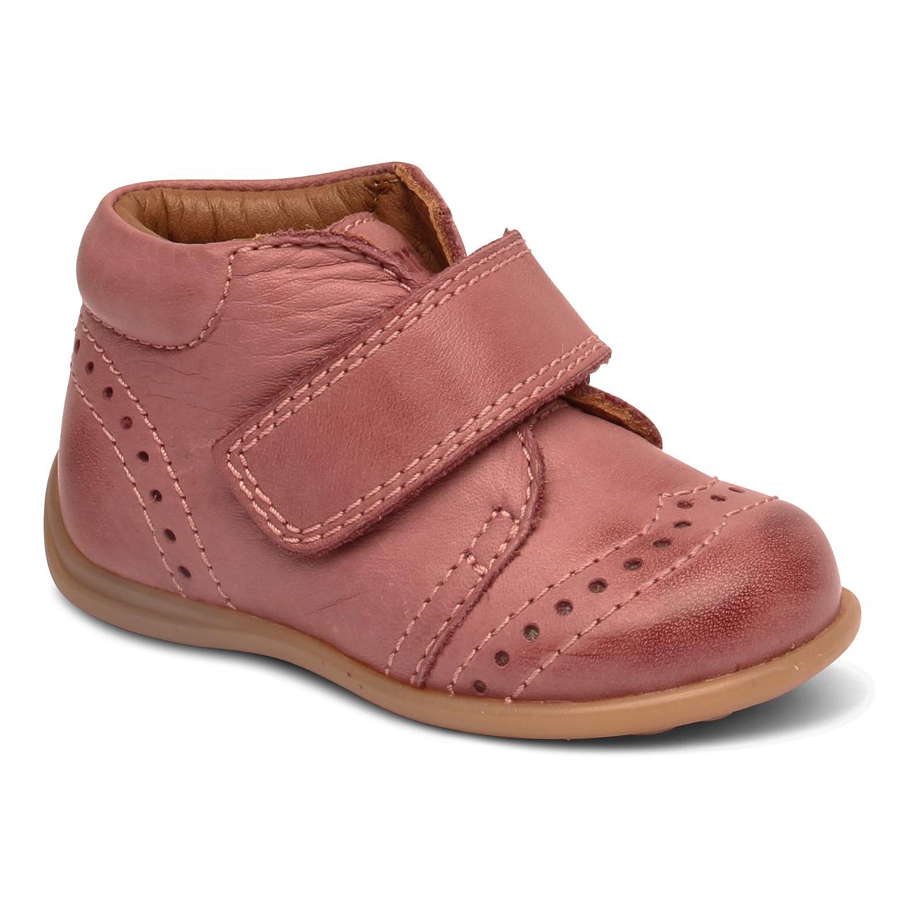 f733fa09493a Bisgaard-begyndersko-sko-shoes-pink-lilla-velcro