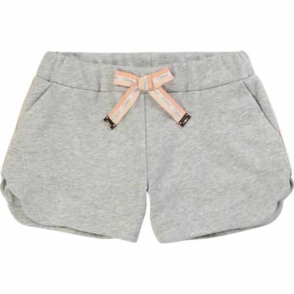 chloe-cotton-jersey-shorts-grey-graa