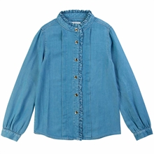 chloe-shirt-skjorte-denim-blue