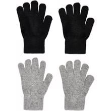CeLaVi Fingervanter Magic 2-Pack Grey