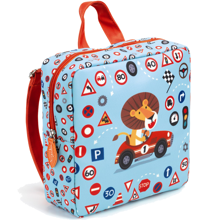 djeco-rygsaek-bag-backpack-lion-loeve-kids-boern-boy-dreng