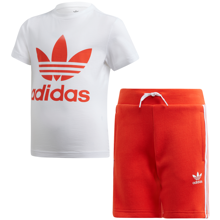 adidas-shortssaet-shorts-t-shirt-roed-red-hvid-white