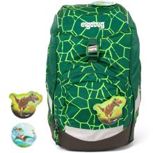 Ergobag-prime-bearrex-skoletaske-school-bag-green-groen