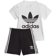 ED7677-adidas-t-shirt-set-shorts-black-hvid-white