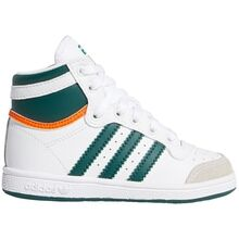 adidas-sneakers-sko-high-hoej-hvid-white-green-groen