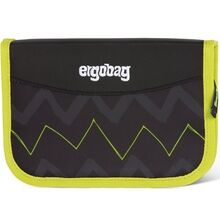 ergobag-Federmaeppchen-Drunter-und-DrueBaer-horsepowbear-black-sort-yellow-gul
