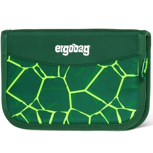ergobag-Federmaeppchen-BearRex-penalhus-pencil-case-green-groen