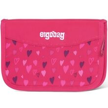 ergobag-penalhus-pencil-case-horseshoebear-pink-hearts-hjerter