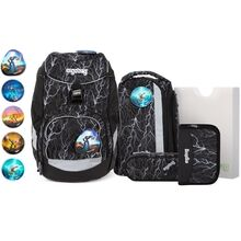 ergobag-pack-Super-ReflektBaer-Glow-skoletaske-school-bag-black-sort
