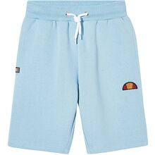 Ellesse-toyle-fleece-shorts-light-blue-lyseblaa
