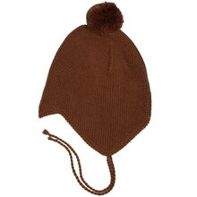 Huttelihut-hue-hat-brun-brown-oak-pom-pom