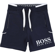Hugo Boss Navy Shorts