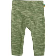 Joha-leggings-rib-groen-green-melange-bomuld-cotton