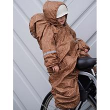 Konges-Sloejd-bikecycle-raincover-regnslag-cykel-blossom-mist-caramel