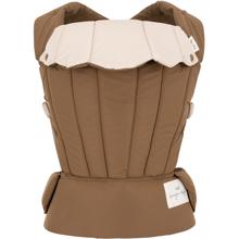 Konges-Sloejd-nola-baby-carrier-technical-babysele-walnut-brun-brown