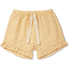 KS2027-ACACIA-shorts-seersucker-yellow-check-gul