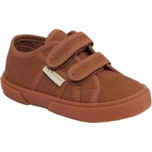 Konges-Sloejd-sko-sneakers-canvas-brun-brown-caramel-cognac