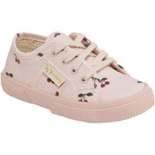 Konges-Sloejd-sko-sneakers-cherry-kirsebaer-rose-rosa-laces