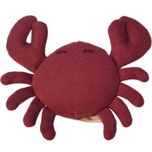 Konges-sloejd-krabbe-crab-red-roed