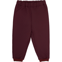 Kongessloejd-termotoej-thermo-termobukser-pants-red-bordeaux