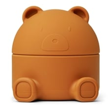 /LW14210---0120-Mr-bear-mustard-treasure-box-smykkeskrin-silicone