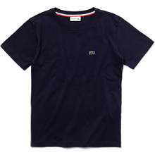 lacoste-t-shirt-blaa-blue-dark