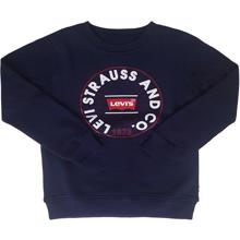 Levi's Sweatshirt Crewneck Dress Blues