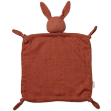 Liewood Agnete Cuddle Cloth Rabbit Rusty
