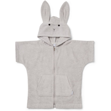 Liewood Lela Cape Badekåbe Rabbit Dumbo Grey