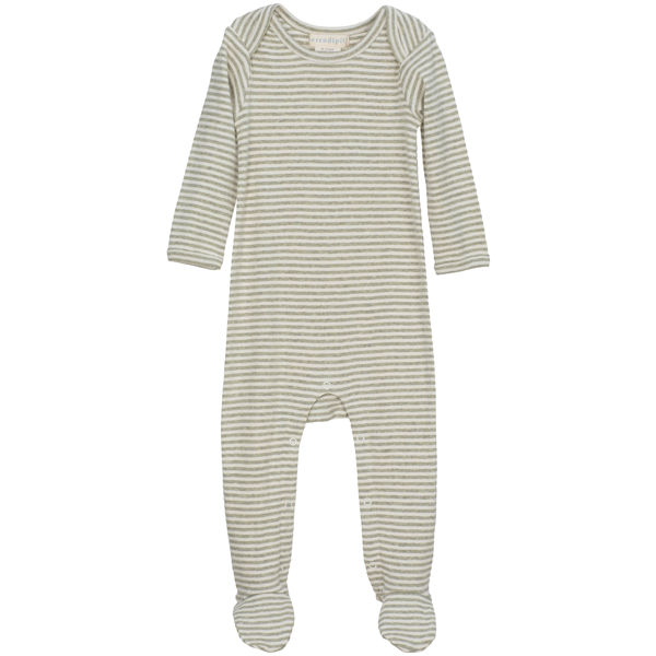 serendipity-sage-ecru-baby-suit-stripes-feet-dragt-heldragt