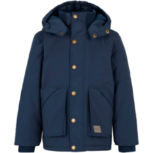 Marmar-jakke-jacket-oskar-long-lang-winter-vinterjakke-boy-dreng-navy-blaa
