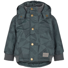 Marmar-jakke-kort-jacket-ode-winter-vinterjakke-technical-outerwear-overtoej-graphic-chess-blaa-blue-print